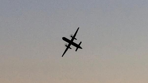 Gestohlener Flieger über Seattle