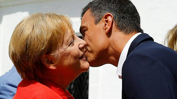 Sanchez & Merkel agree on 'shared vision' for migrant crisis