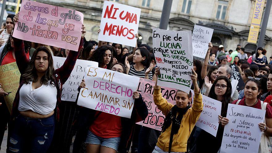 Kosta Rika öldürülen İspanyol kadın turist için ayağa kalktı