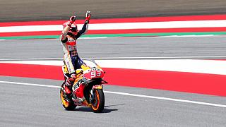 MOTO GP Avusturya: Marquez 2 milisaniye farkla pole pozisyonunda