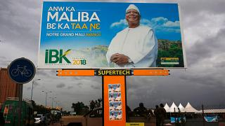 Mali presidential race enters decisive polling day