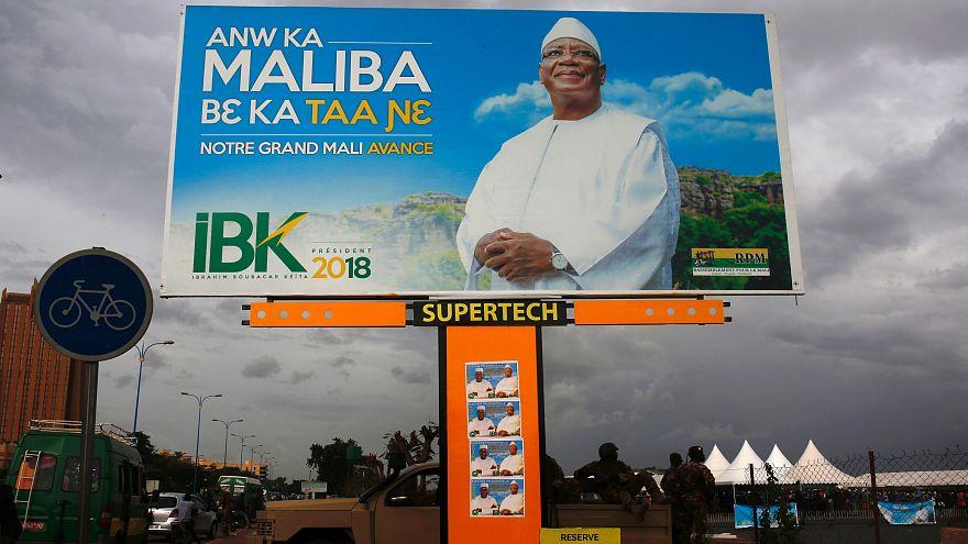 Domingo de segunda volta nas presidenciais malianas