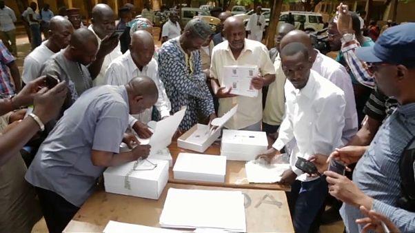 Les Maliens élisent leur président