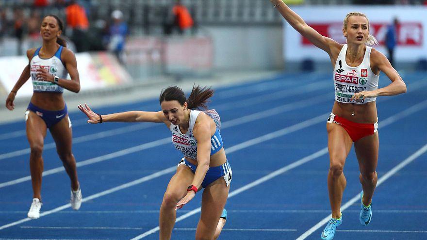 Αργυρό μετάλλιο για την Μπελιμπασάκη στα 400 μέτρα