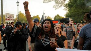 تظاهرات ضد نژادپرستانه در آمریکا؛ یکسال پس از درگیریهای شارلوتزویل