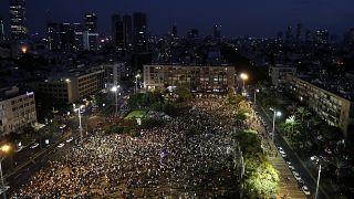 Στους δρόμους οι Αραβοϊσραηλινοί κατά του νόμου για το Έθνος-Κράτος