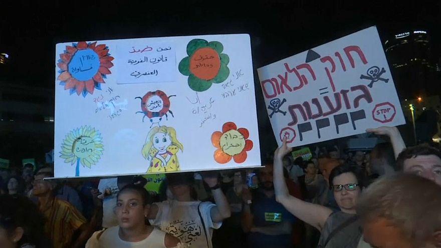 Neuer Protest gegen Nationalitätengesetz
