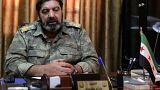 Suriyeli muhalif Albay Afisi, Türkiye'den silah yardımı aldıklarını söyledi