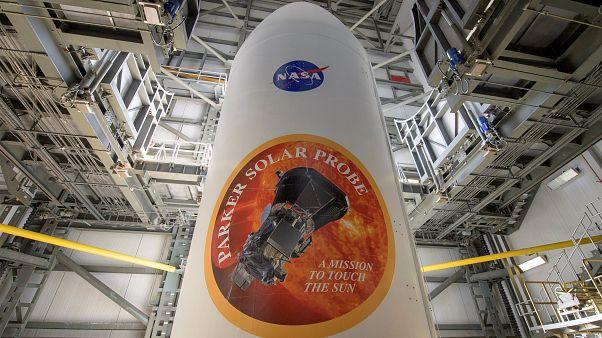 La NASA a réussi à lancer la sonde solaire Parker