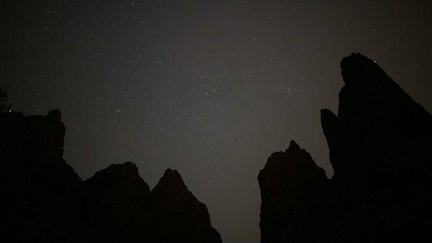 Meteoreső Boszniában