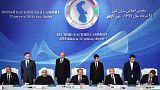 Acordo sobre estatuto jurídico do Mar Cáspio em Aktau