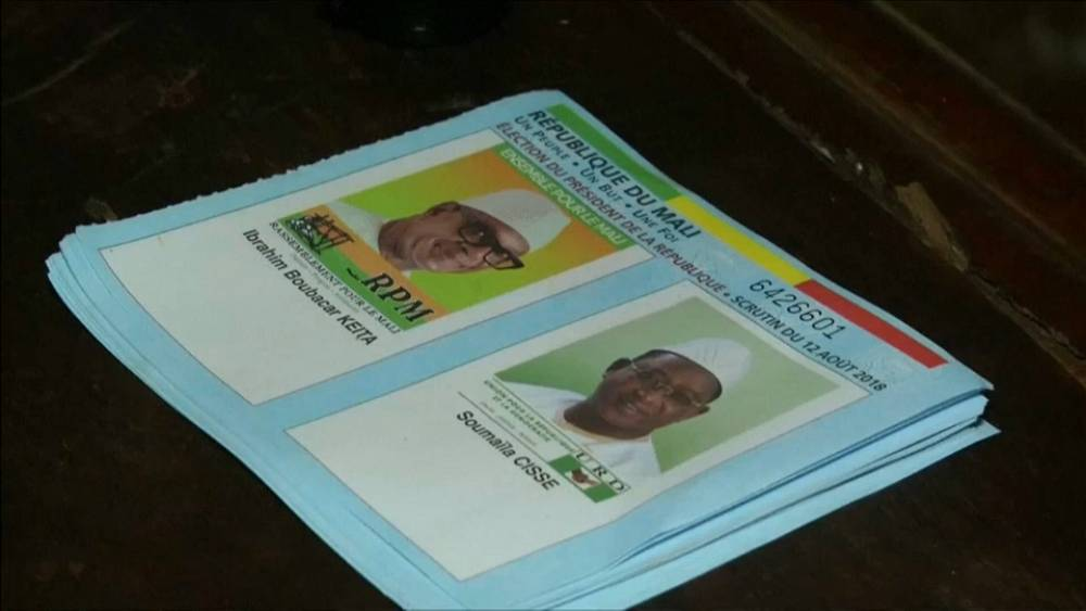 Mali: Run-off vote for Presidential election with extra security
