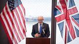 سفیر آمریکا در لندن: وقت عبور از برجام رسیده، به ما بپیوندید