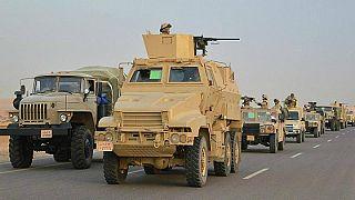 """مقتل 12 إرهابيا """"مشتبه بهم"""" في مداهمة أمنية بشمال سيناء المصرية"""
