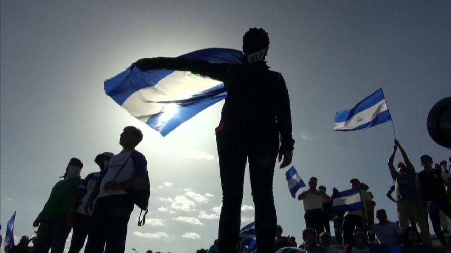 Otro muerto en una manifestación en Nicaragua