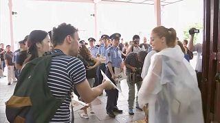 Une Française disparue au Japon, les recherches s'intensifient