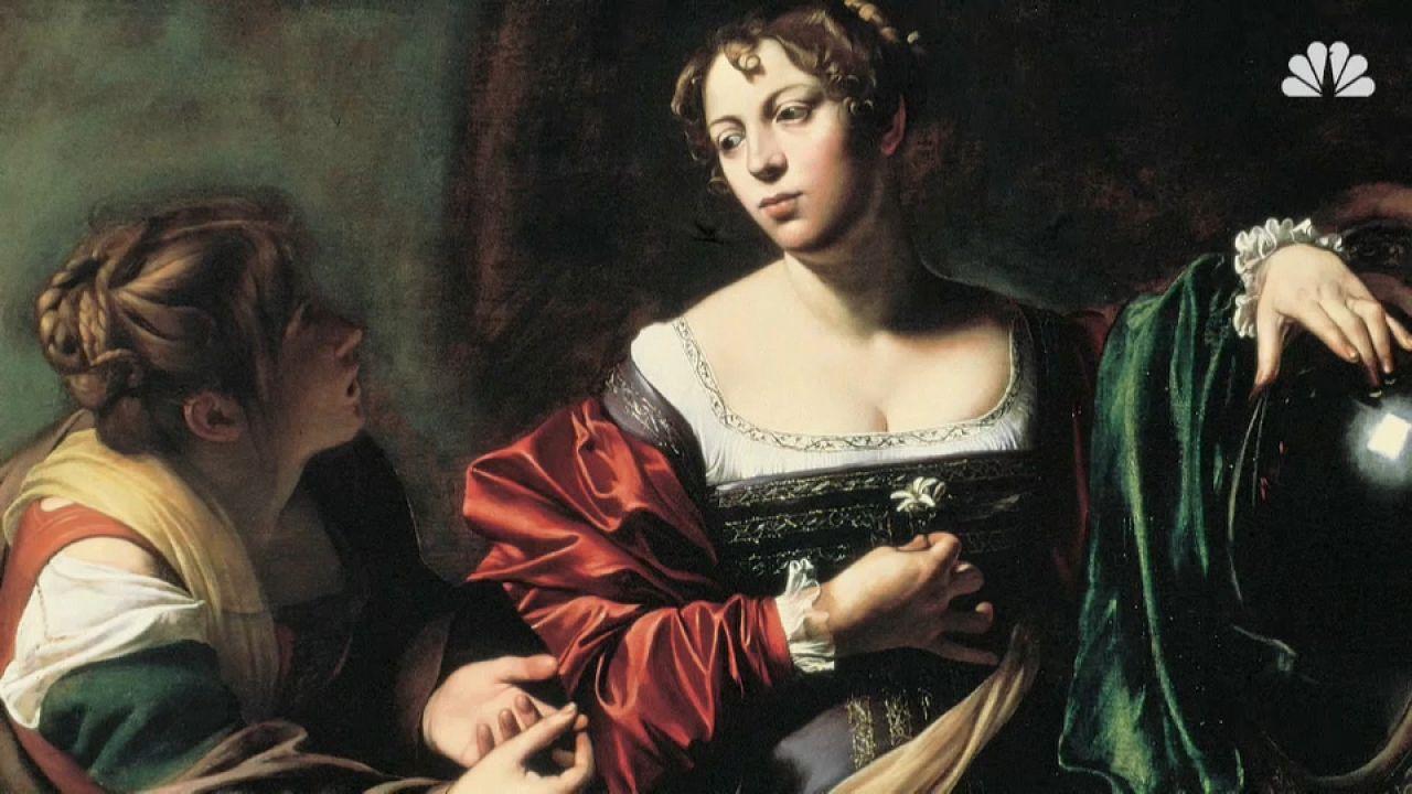 Caravaggio e l'arte dei suoi discendenti