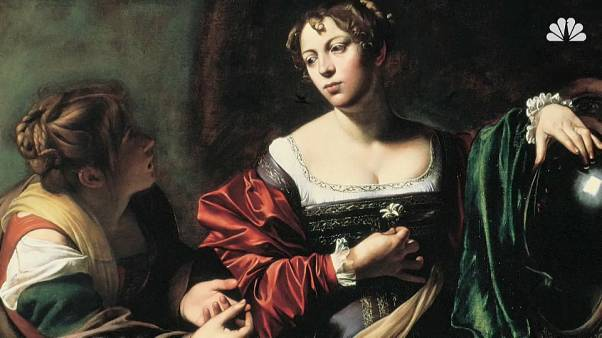Todos querem ser descendentes de Caravaggio