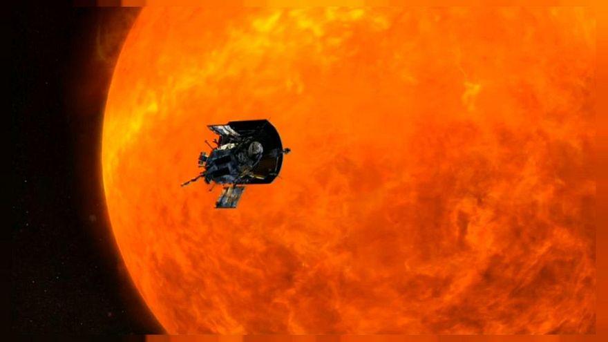 ABD otomobil büyüklüğündeki uzay aracını Güneş'e gönderdi