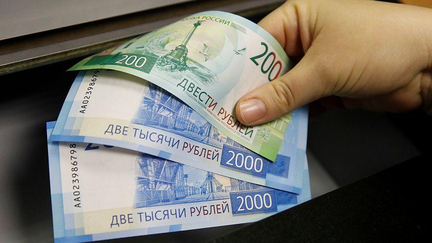 """Rusya da """"yerli para"""" ile ticarete hazırlanıyor"""