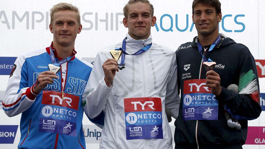 Rasovszky Kristóf aranyérmes 25 km-en is