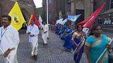 Tamilen am Niederrhein: Wallfahrer verehren Maria in Kevelaer
