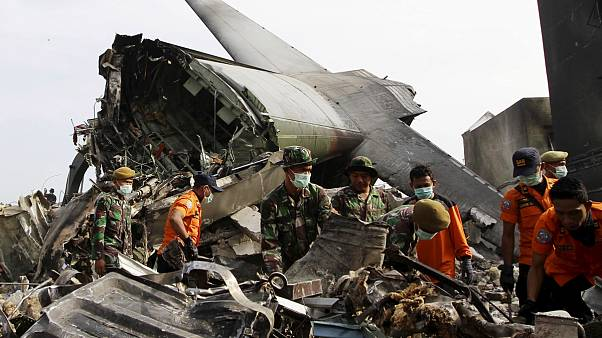 12χρονος ο μοναδικός επιζών αεροπορικής τραγωδίας στην Ινδονησία