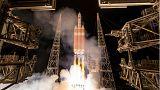 """Lançamento do foguetão com a """"Parker Solar Probe"""" foi um sucesso"""