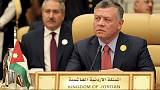 """الملك عبد الله الثاني يتوعد بمواصلة الحرب على """"الخوارج"""""""