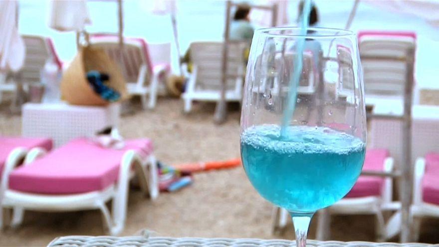 Vin bleu : innovation ou tendance éphémère?