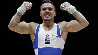 Πρωταθλητής Ευρώπης στους κρίκους ο Λευτέρης Πετρούνιας
