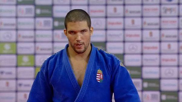 Judo GP: Tóth Krisztián is aranyérmes