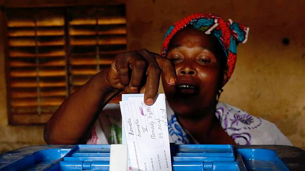 Малийцы проголосовали