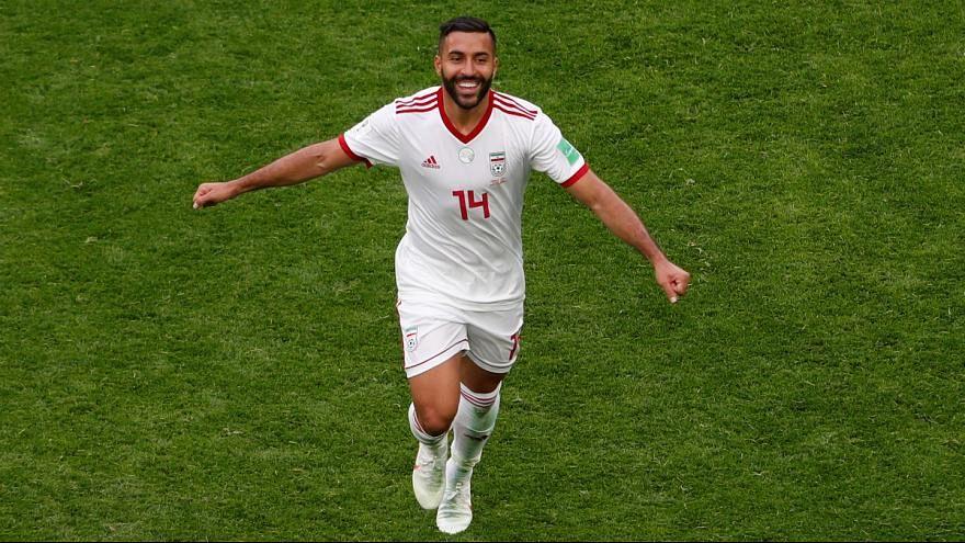 سامان قدوس، نخستین بازیکن ایرانی در لیگ فرانسه