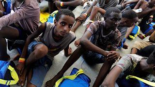 سرگردانی کشتیهای مهاجران در مدیترانه؛ هشدار برای اقدام فوری اروپا