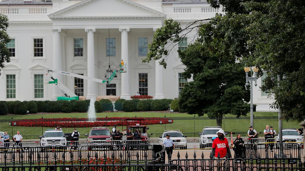 White House struggles to name a single senior African-American working there