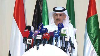 التحالف العربي: نستهدف قادة وأسلحة الحوثيين حسب قواعد القانون الدولي الإنساني