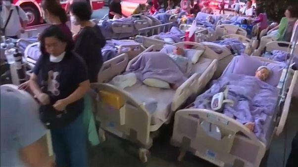 مقتل 9 أشخاص في حريق بمستشفى في تايوان