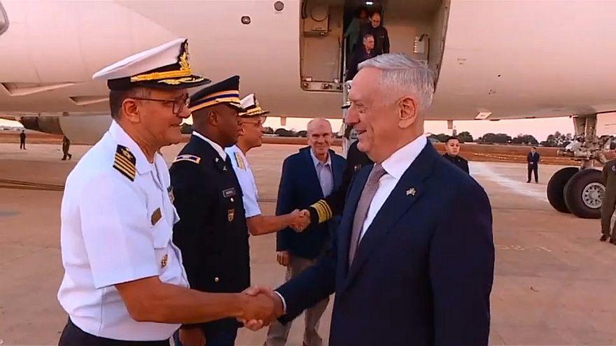 EUA reforçam laços militares com América do Sul
