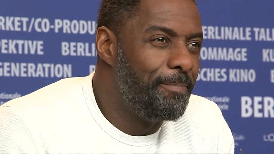 """""""Mon nom est Elba, Idris Elba"""""""