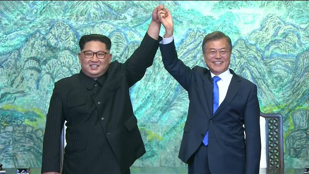 North and South Korea leaders to meet in Pyongyang