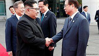 Kuzey ve Güney Kore liderleri nisan ayında görüşmüştü