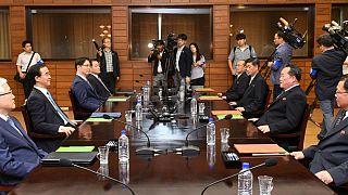 Coreias agendam cimeira para Pyongyang em setembro