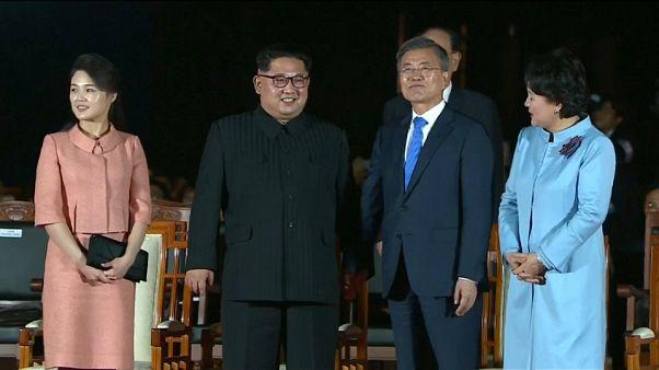الكوريتان تتفقان على عقد قمة في بيونغ يانغ في سبتمبر