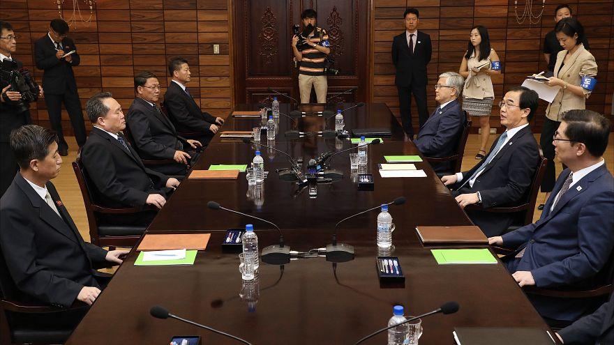 Szeptemberben újabb csúcstalálkozót tart Észak- és Dél-Korea
