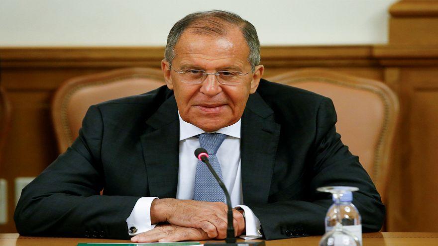 لافروف يبحث عقد قمة رباعية بشأن سوريا في أنقرة