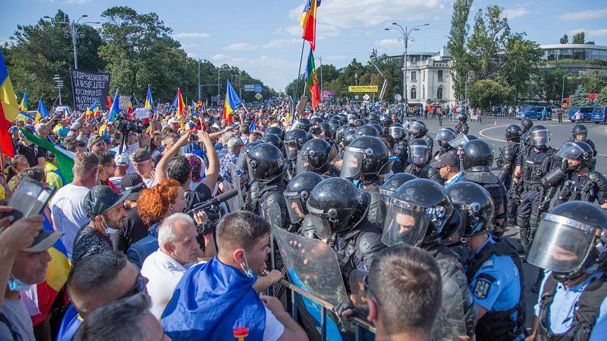Proteste in Bukarest gehen weiter