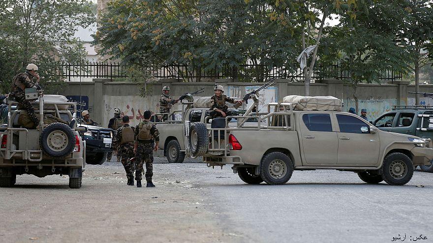 حمله انتحاری در نزدیکی کمیسیون انتخابات در کابل؛ یک پلیس کشته شد