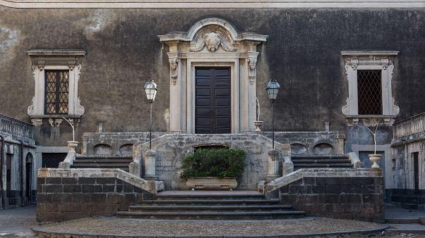 A Catania Palazzo Biscari incontra l'arte contemporanea