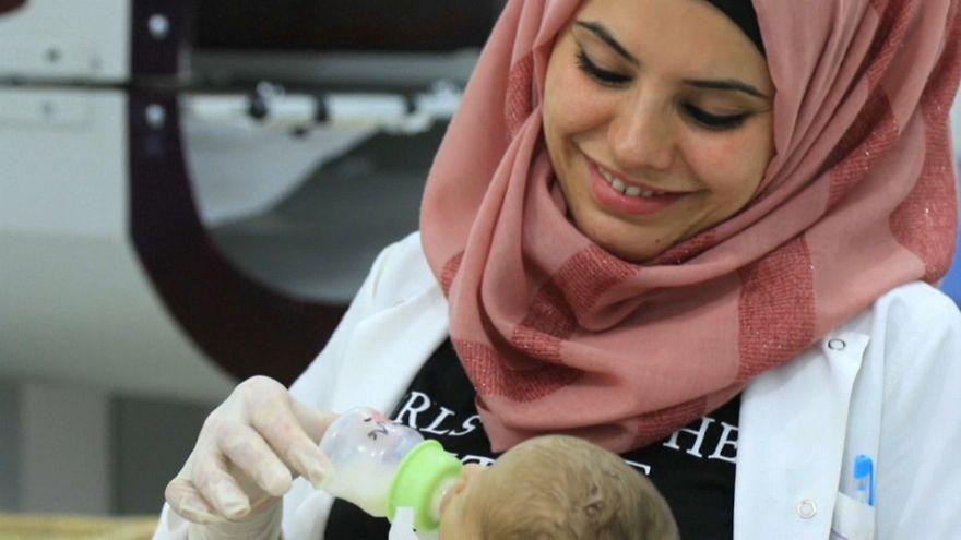 Syrie : l'hôpital Espoir œuvre en pleine zone rebelle